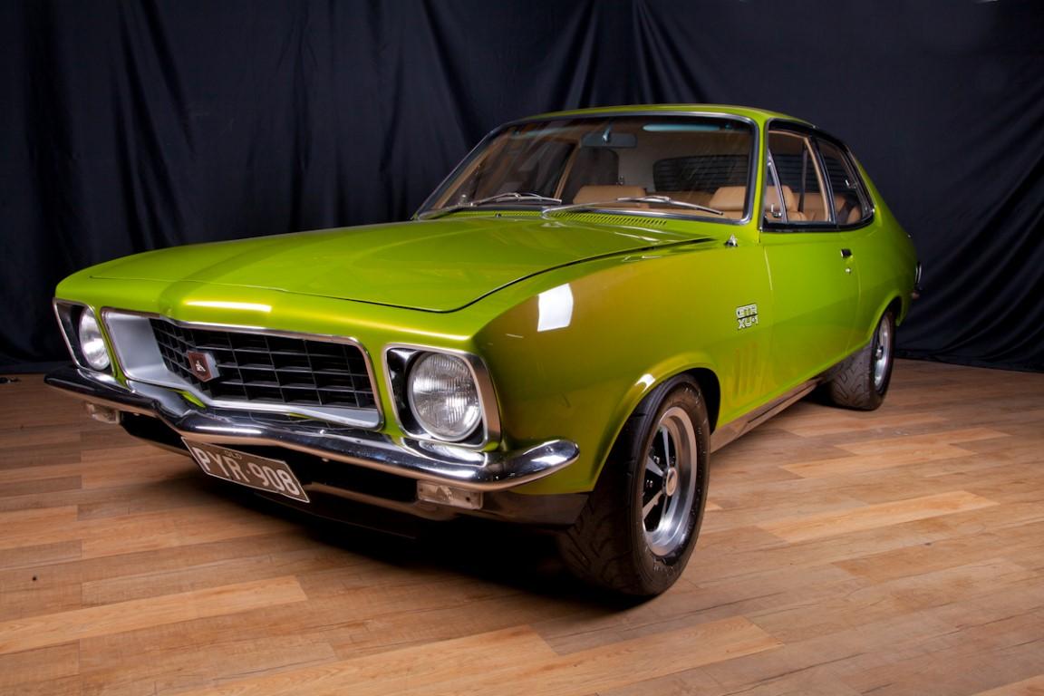 1972 LJ Torana XU-1 GTR