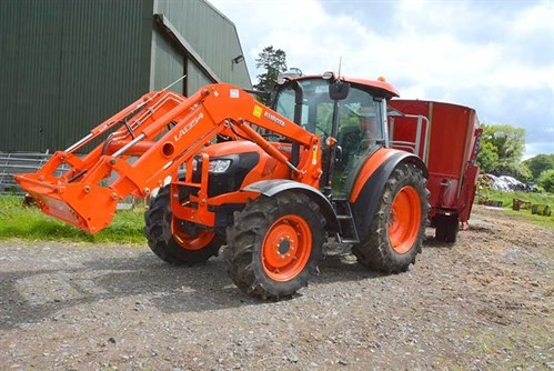 Kubota -on -the -farm