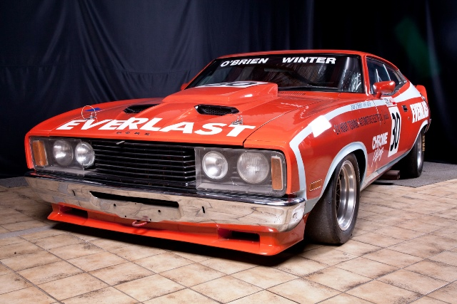1978 Ford XC Falcon Hardtop Coup