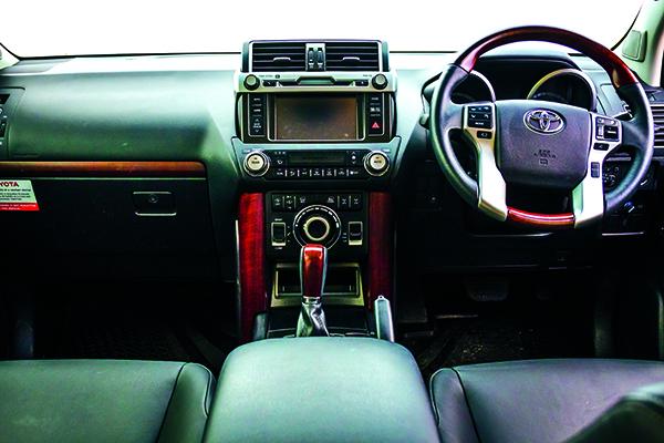 Toyota Prado 7