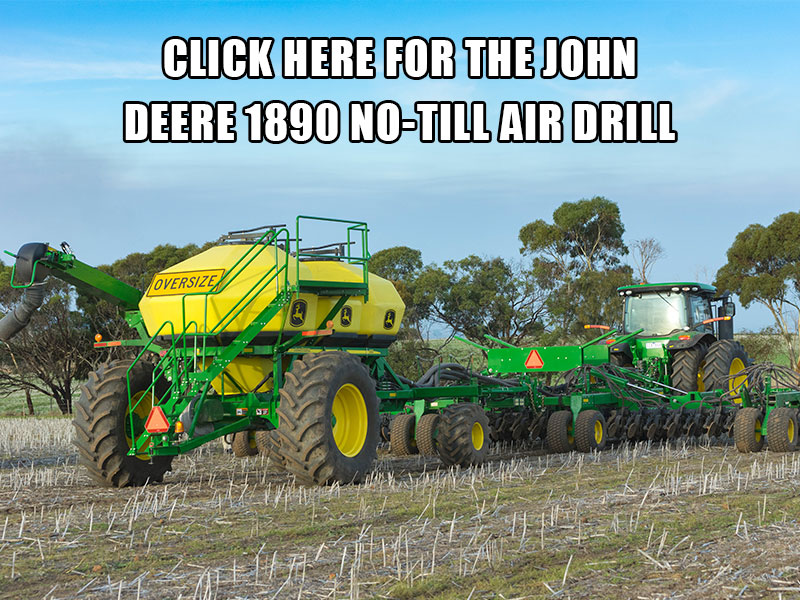 John Deere 1910 Air Cart