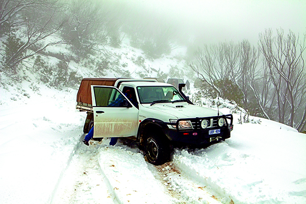 Guide To Snow Driving 5