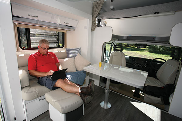 Man -sitting -in -a -motorhome