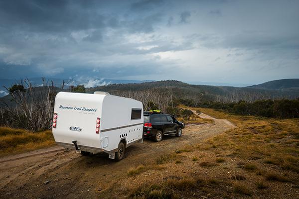 Mountain Trail LX Luxury Offroad 23