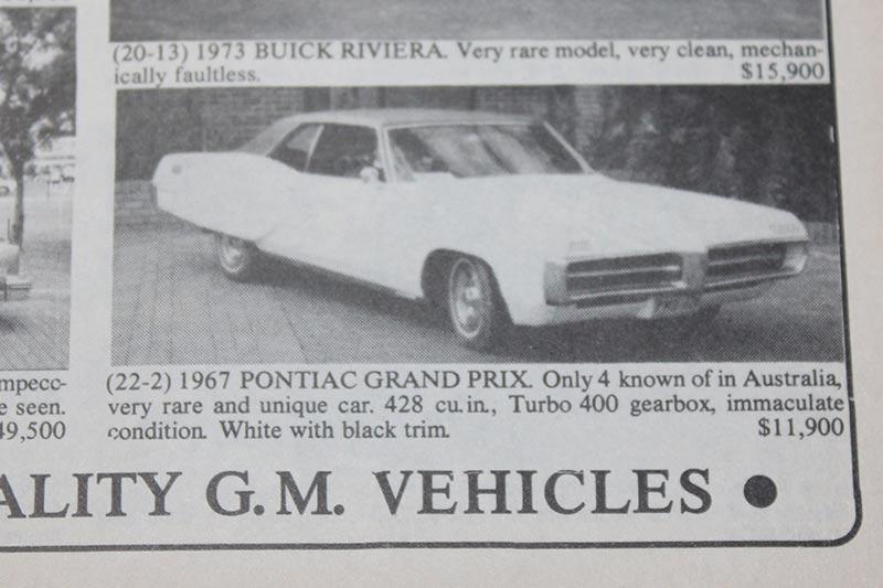 Pontiac -grand -prix