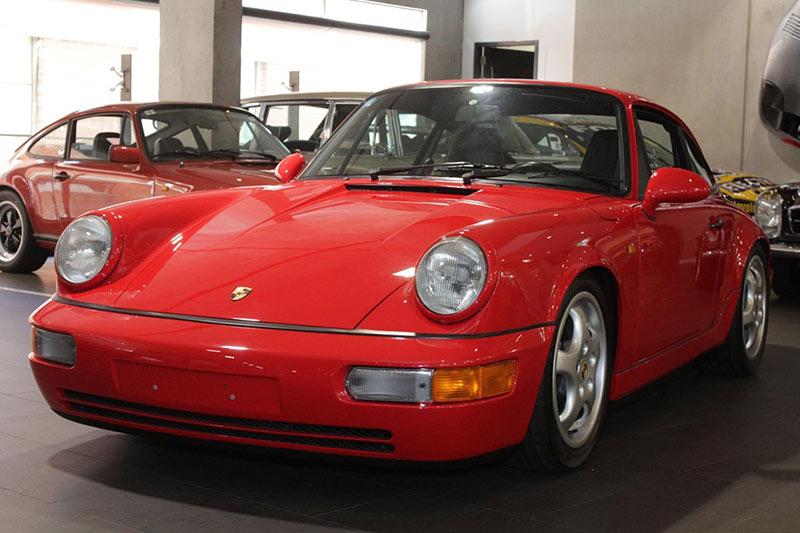 Porsche -964