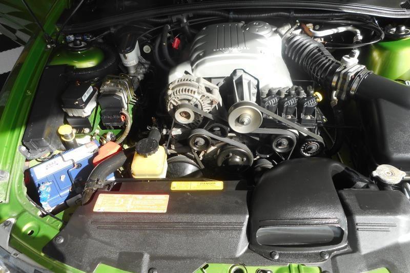 Holden -monaro -engine