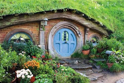 Hobbit -holes