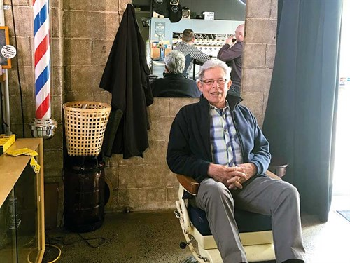 Bill -at -the -barber 's-