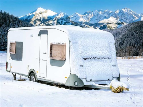 Tips on insulating your motorhome and caravan