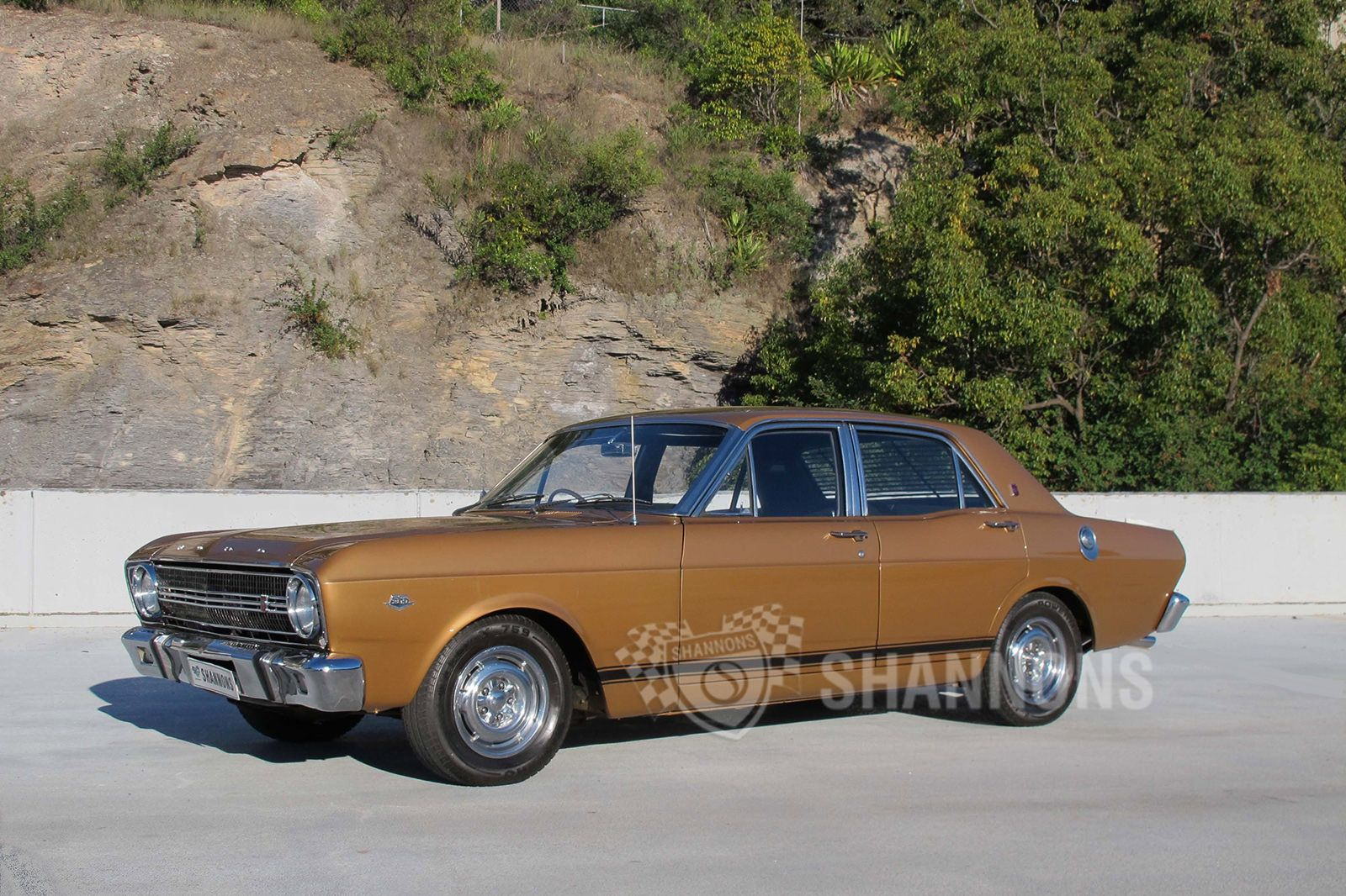 1967 Ford Falcon XR GT Sedan