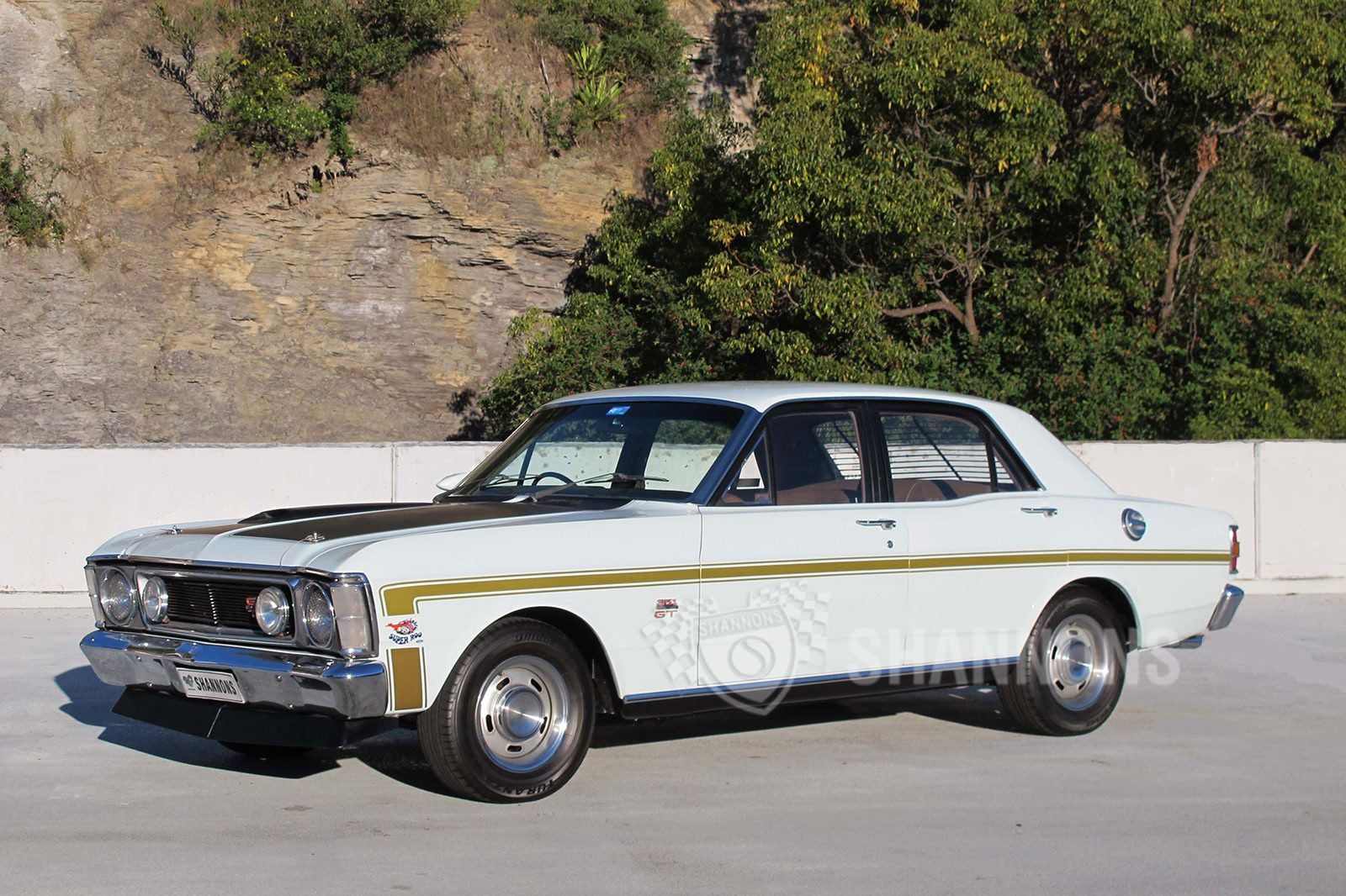 1970 Ford Falcon XW GT-HO Phase II Sedan