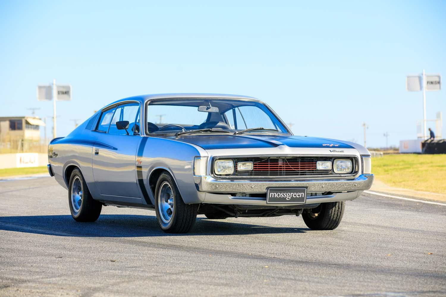 1972 Chrysler Valiant VH Charger R/T E38 Coupe