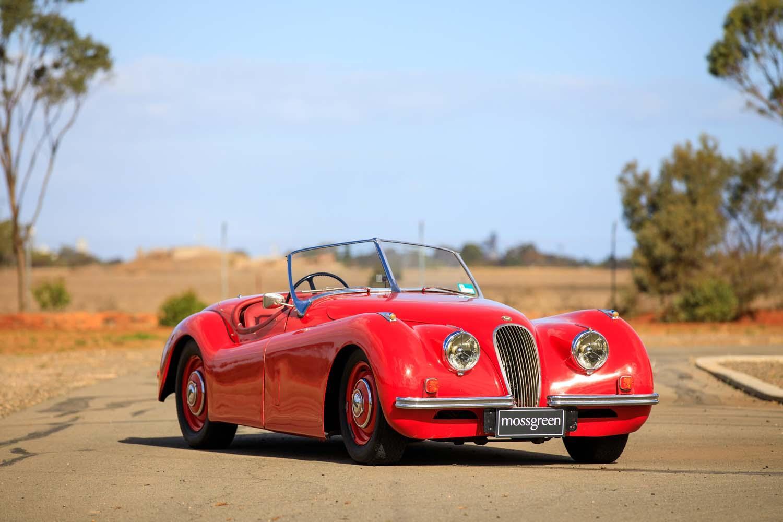 1950 Jaguar XK120