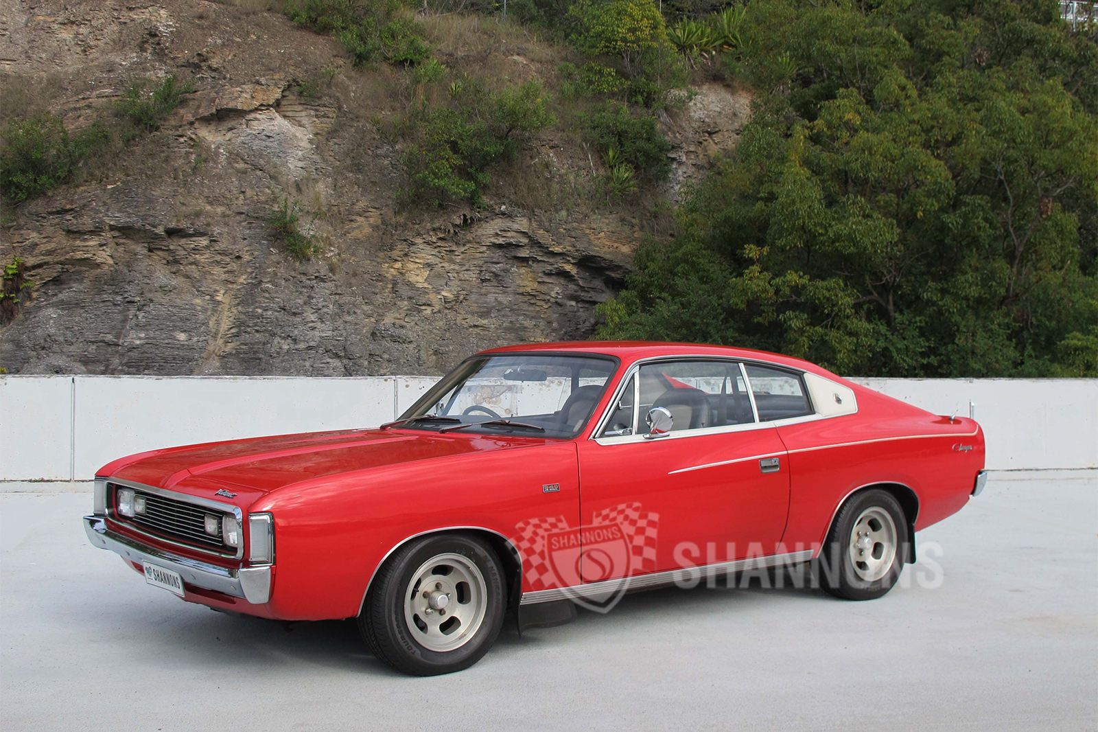 1972 Chrysler VH Valiant Charger