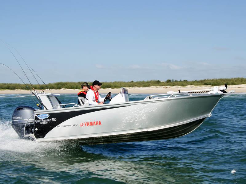 Stessco Gulf Runner 500 On Water Review