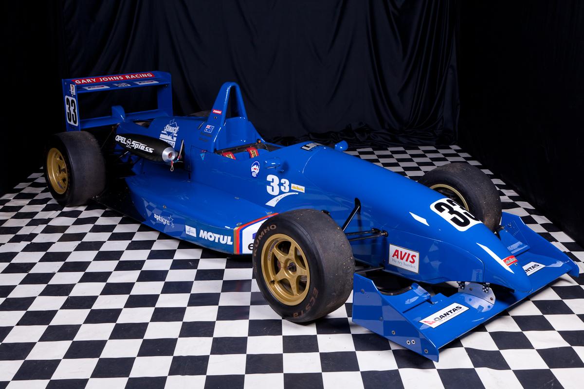 1996 Dallara Formula 3