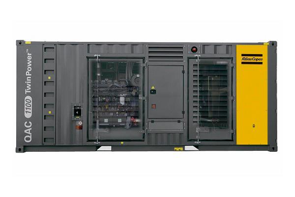 Atlas -Copco -QAC-1100-generator
