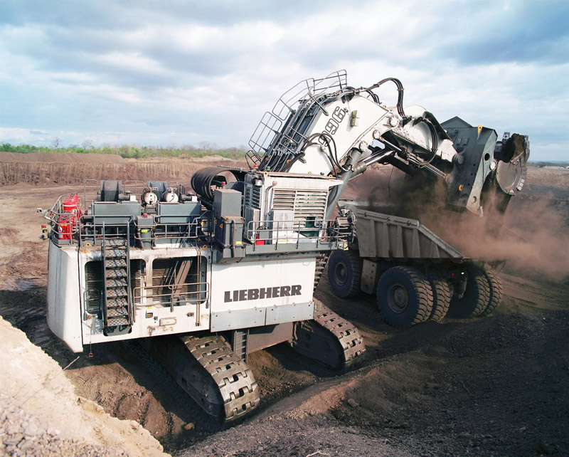 Liebherr -R-996-B-mining -excavator