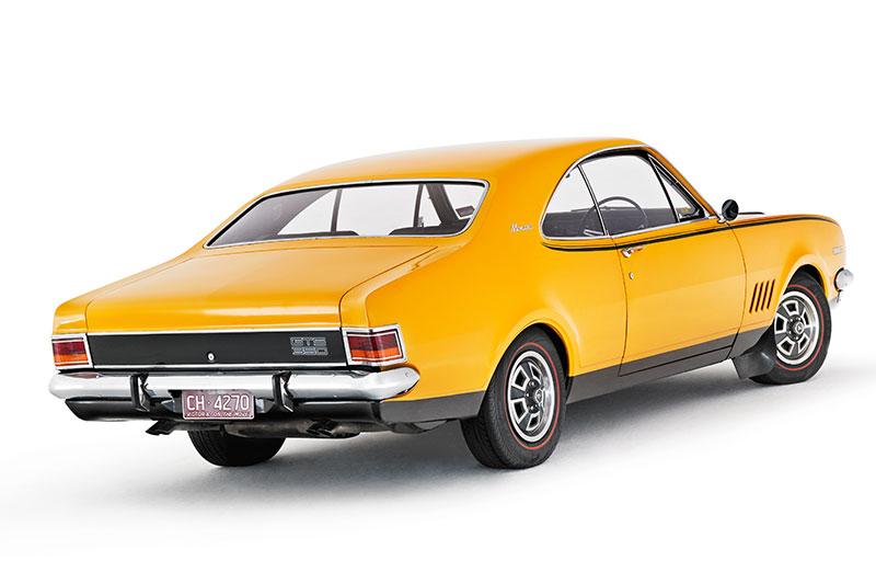 Monaro -HG-GTS-350-rear