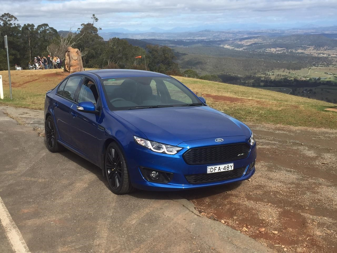 2016 Ford Falcon FGX XR6 Sprint