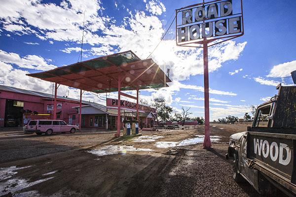 True Blue Aussie Legends Pink Roadhouse