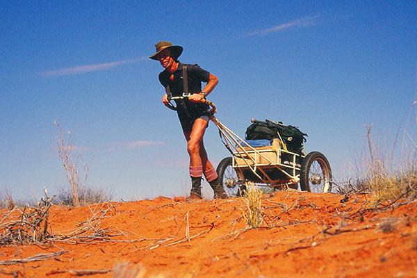 True Blue Aussie Legends Denis Bartell