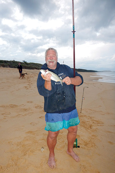 Catching -salmon -during -fishing -on -the -South -Coast -NSW
