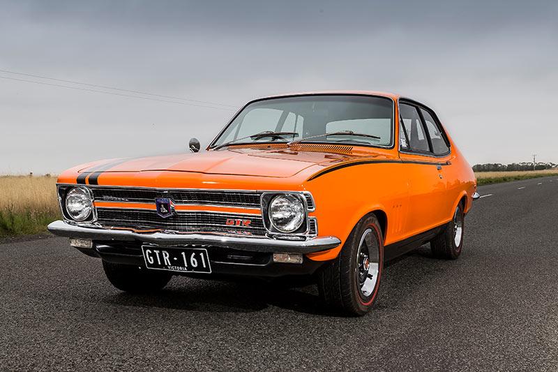 Holden -torana -lc -gtr -front