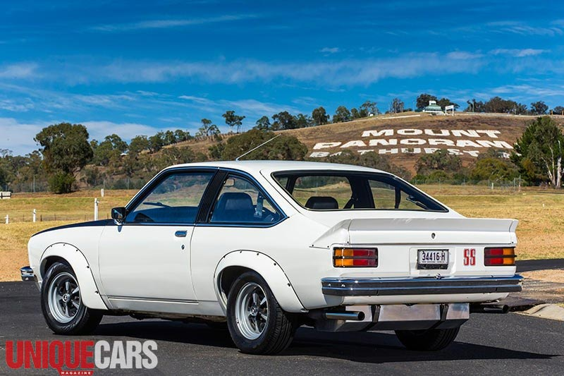 Holden Torana A 9x Rear -nw