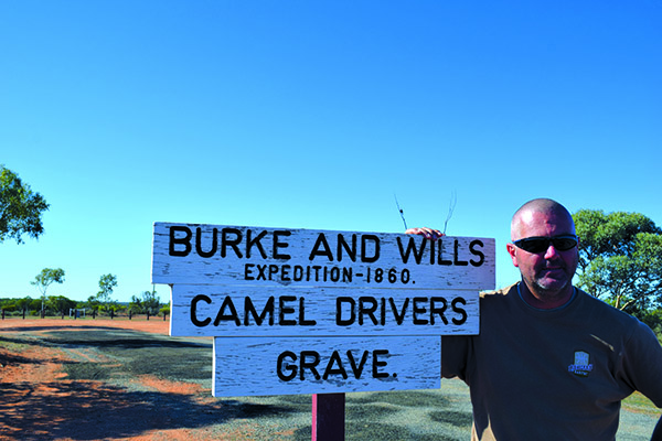 Retracing The Burke And Wills Expedition 8