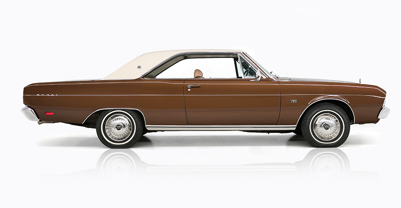 Chrysler -valiant -side