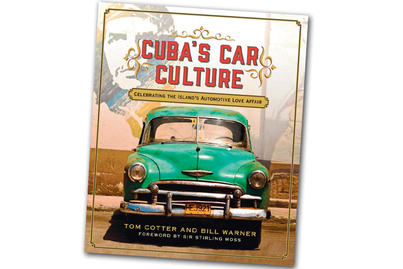 Cubas -car -culture -book
