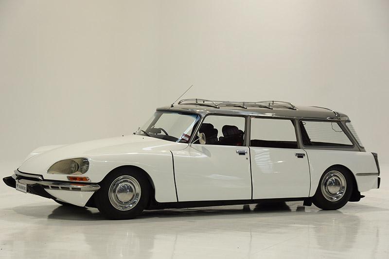 Citroen -ds -wagon