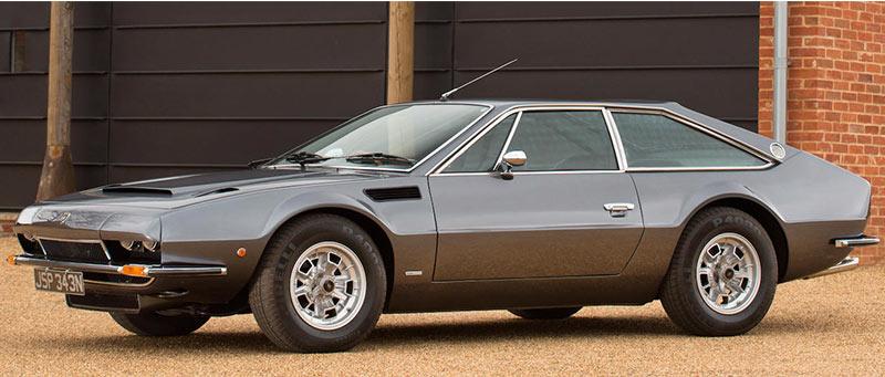 Lamborghini -jarama -s -coupe