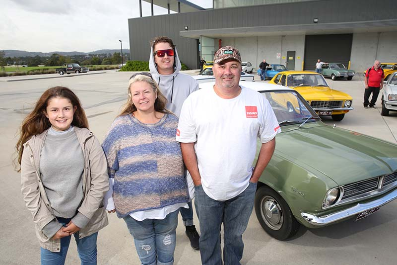 Holden -hb -torana -thresher -family