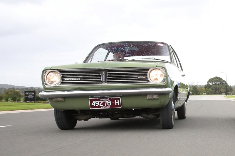 Holden -hb -torana -onroad