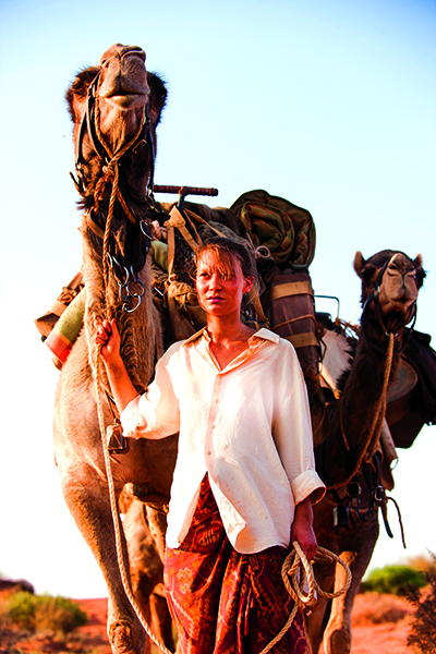 True Blue Aussie Legends Robyn Davidson