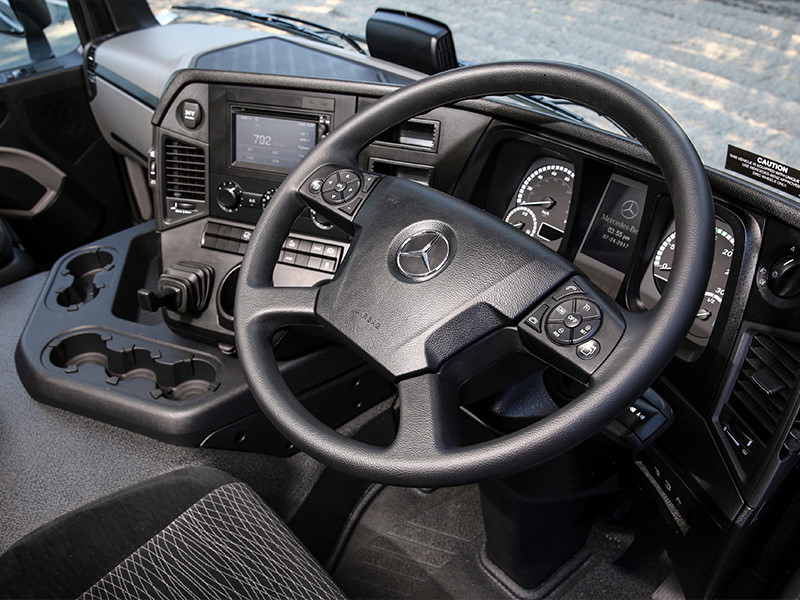 On the inside. Rigid models share many functional similarities with their impressive prime mover counterparts