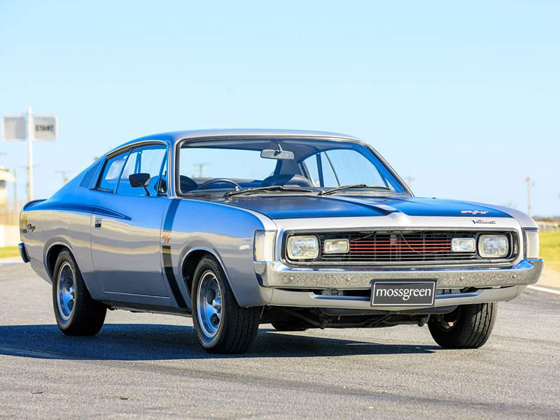 1972 Chrysler VH Valiant Charger R/T E38