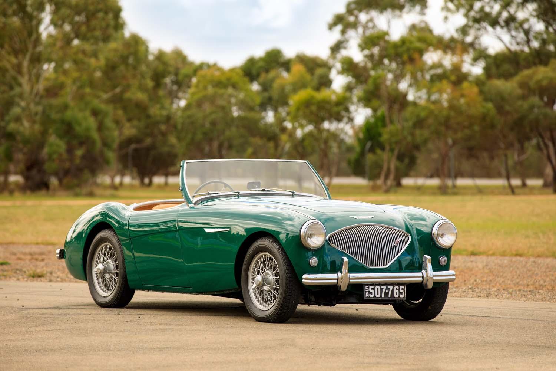 1954 Austin-Healey 100/4 BN1