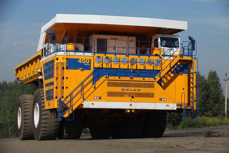 Bel AZ-7571-haul -truck