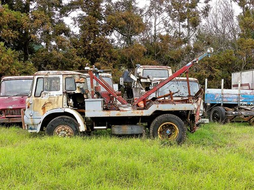 Old -trucks