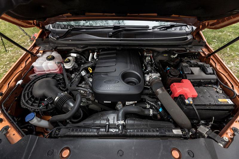 Ford -Ranger -Wildtrak -ute -2