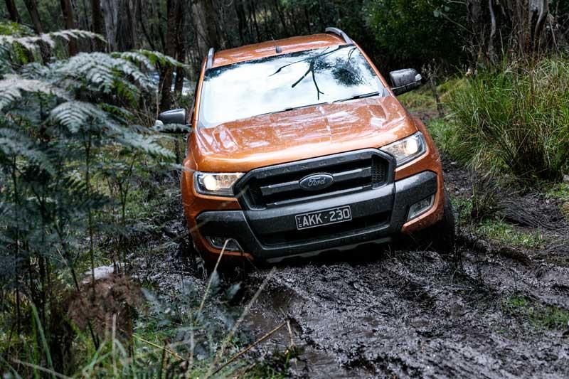 Ford -Ranger -Wildtrak -ute -3