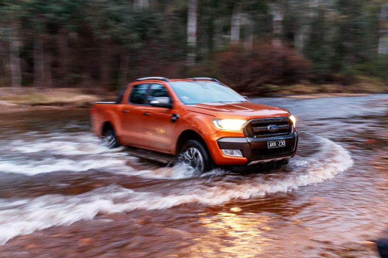 Ford -Ranger -Wildtrak -ute -5