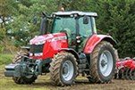 Massey Ferguson 7720 Dyna-VT tractor