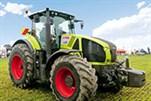 Claas Axion 930 tractor
