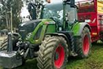 Fendt 716 S4 tractor