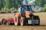 Kubota M7-171 Premium KVT tractor